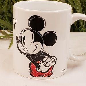 Zak, Disney Mickey Mouse coffee mug 12 ounce